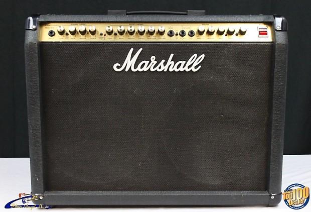 marshall valvestate s80 model 8240 2x12 stereo chorus combo reverb. Black Bedroom Furniture Sets. Home Design Ideas