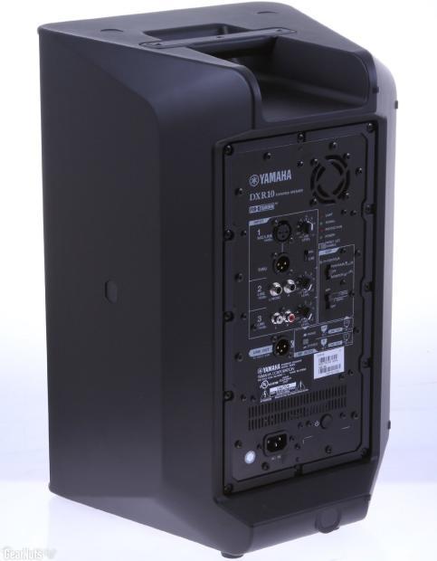 Yamaha dxr10 powered speaker cabinet 10 free accenta for Yamaha dxr10 speakers