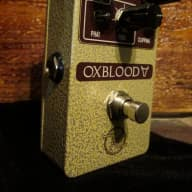 Keeley Oxblood Overdrive   *with box