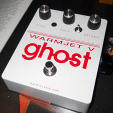New Ghost Effects Warmjet V Fuzz, Version of the rare WEM Project V image