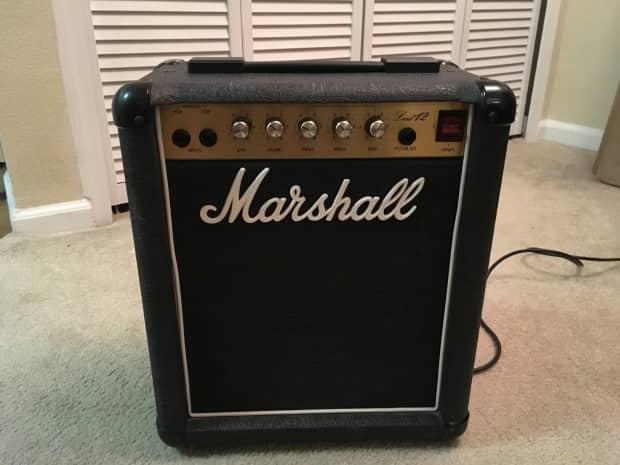 marshall 5005 lead 12 combo amp reverb. Black Bedroom Furniture Sets. Home Design Ideas