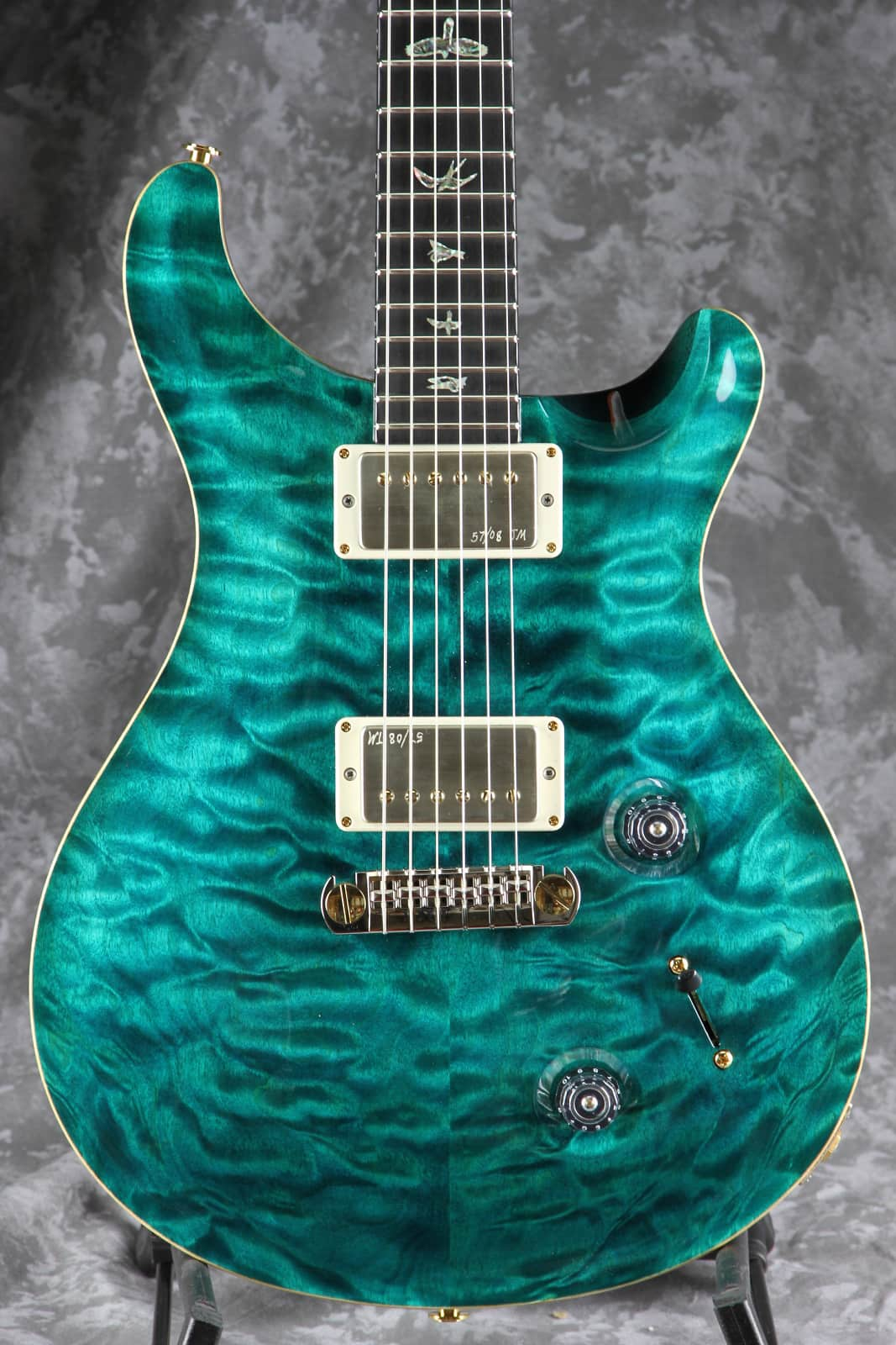 Paul Reed Smith Prs Custom 22 Turquoise Reverb