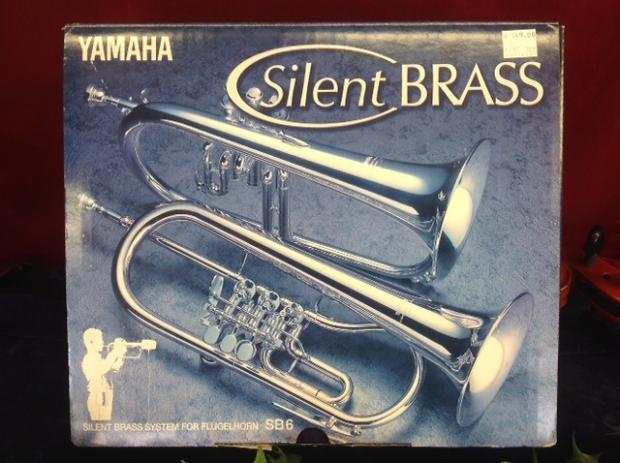yamaha sb6 silent brass system for flugelhorn reverb. Black Bedroom Furniture Sets. Home Design Ideas