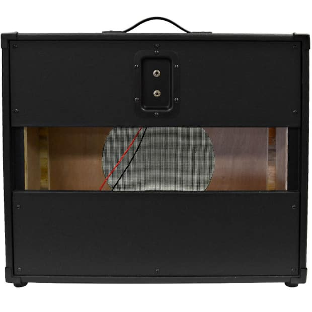 1x12 guitar speaker cab empty 12 cabinet vintage new reverb. Black Bedroom Furniture Sets. Home Design Ideas