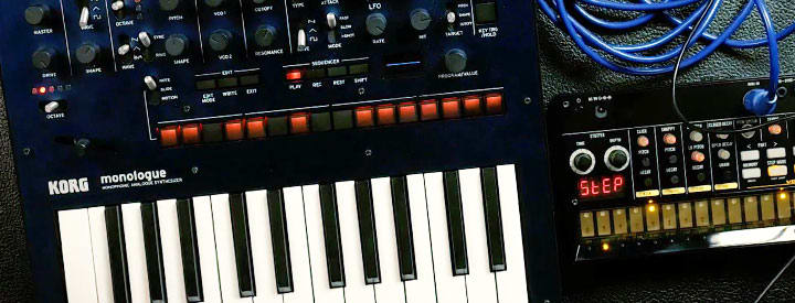 Video: Exploring the Korg Monologue Monophonic Synthesizer