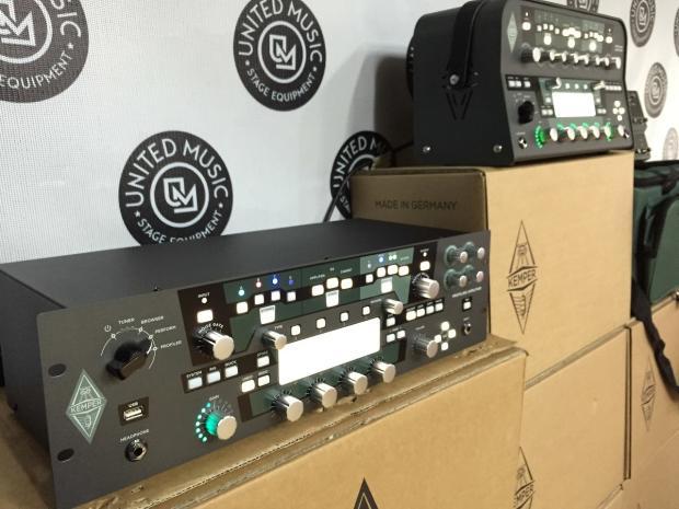kemper profiling amplifier rack in stock reverb. Black Bedroom Furniture Sets. Home Design Ideas