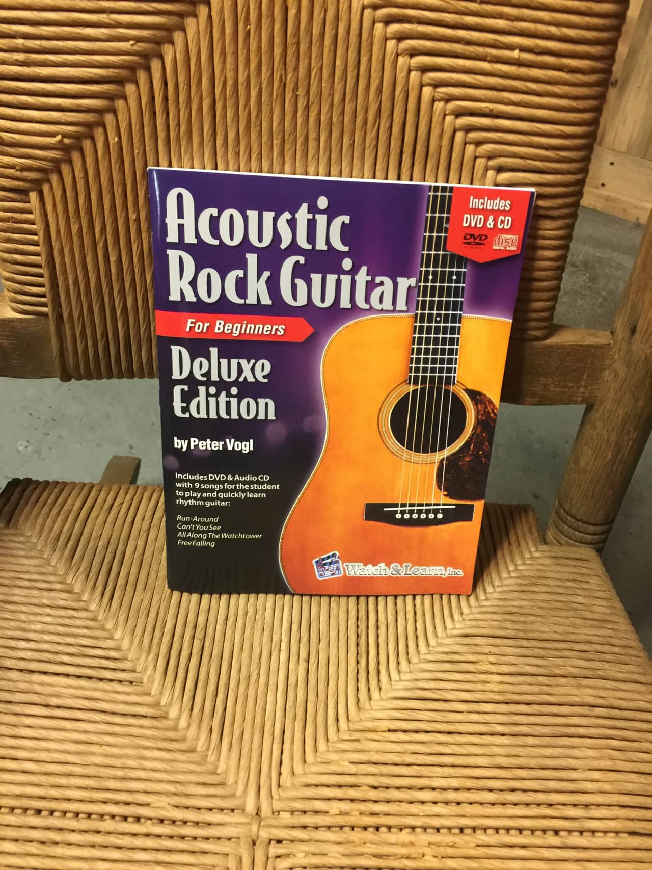 Learn 10 Easy Acoustic Guitar Classic Rock Songs Right Now
