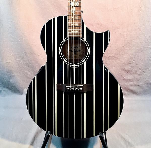 schecter syn ac ga sc synyster gates acoustic guitar reverb. Black Bedroom Furniture Sets. Home Design Ideas