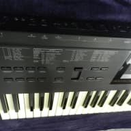 Casio VZ-1 classic polyphonic synth 1988 black