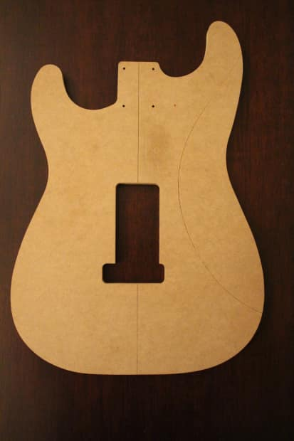 bender fender template - henriks guitars fender tm stratocaster template set reverb