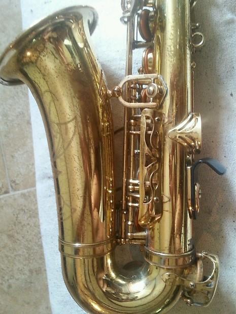 Yamaha yas 62 professional alto saxophone serviced for Yamaha 62 alto saxophone