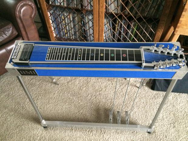 bmi s10 pedal steel guitar reverb. Black Bedroom Furniture Sets. Home Design Ideas