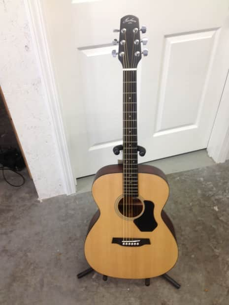 Highland Auto Sales >> Hawthorne Walden HO220 Orchestra Acoustic Guitar | Reverb