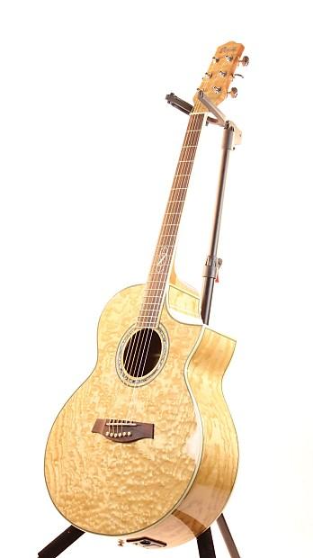 ibanez ew20ase exotic wood ash acoustic electric guitar reverb. Black Bedroom Furniture Sets. Home Design Ideas