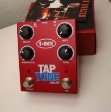 T-Rex Tap Tone Delay 9 VDC image