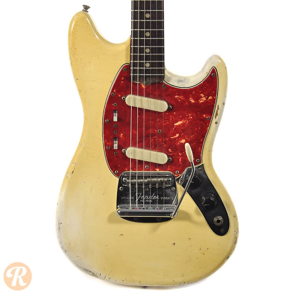 fender mustang 1966 olympic white price guide reverb. Black Bedroom Furniture Sets. Home Design Ideas