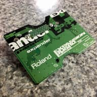 Roland SR-JV80-01 Expansion Board, Pop!