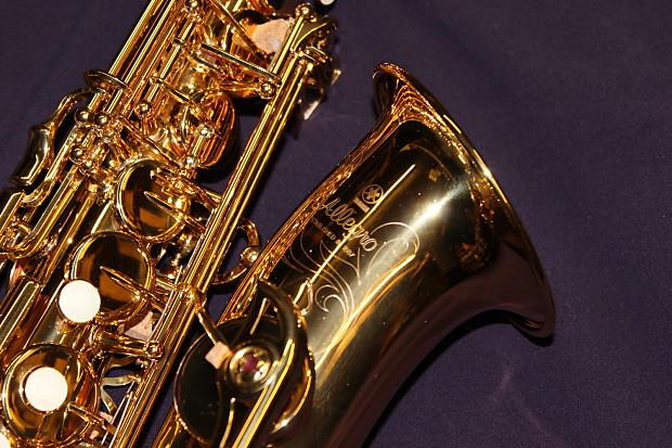 yamaha allegro alto saxophone yas 580al reverb