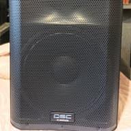 QSC K12 Active 1000 Watt Speaker with K12 Tote #1