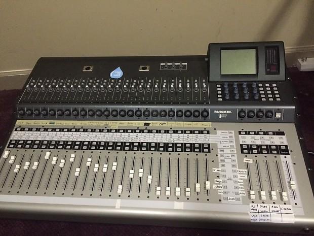 mackie tt24 digital analog soundboard reverb. Black Bedroom Furniture Sets. Home Design Ideas