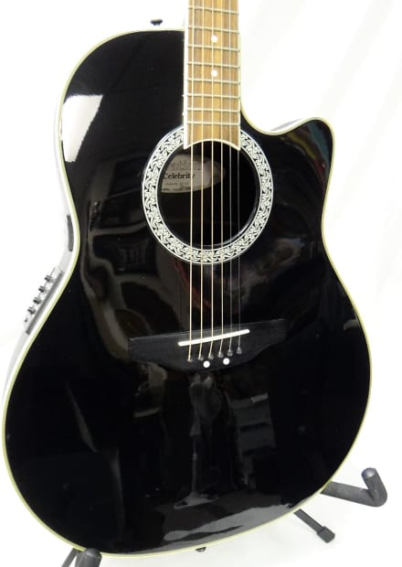 Ovation Review | Acoustic Guitars | Reviews @ Ultimate ...