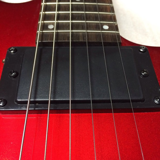 peavey at 200 rock red auto tune electric guitar w free gig reverb. Black Bedroom Furniture Sets. Home Design Ideas
