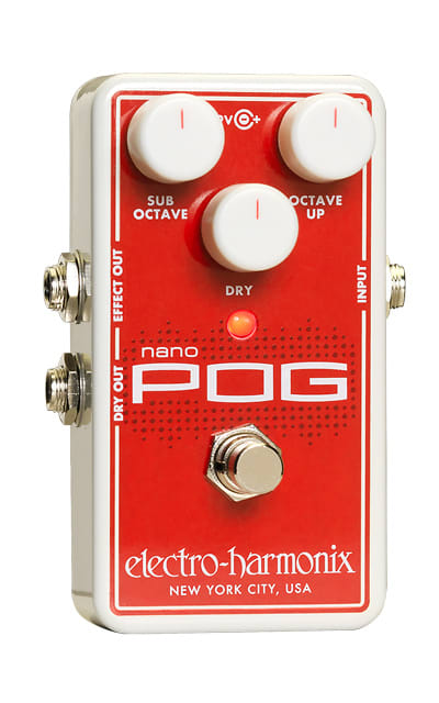 Electro-Harmonix Nano POG 2015