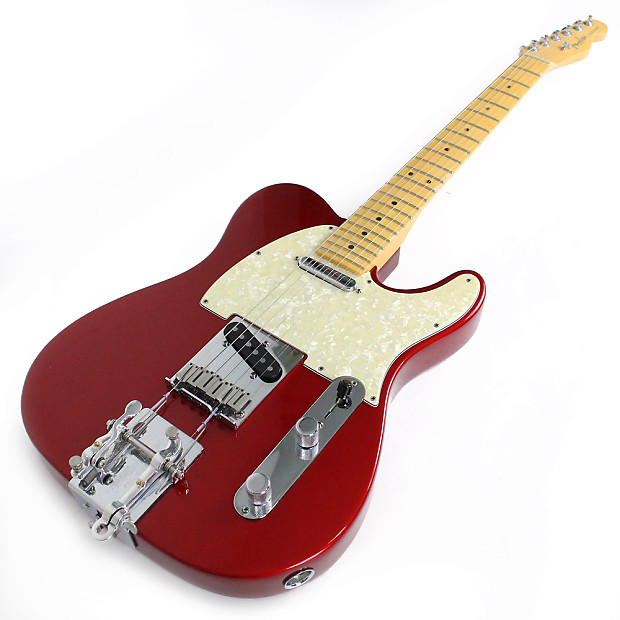 1997 fender american standard telecaster w hipshot and reverb. Black Bedroom Furniture Sets. Home Design Ideas