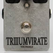 VFE Pedals Triumvirate multiband distortion - clearance sale image