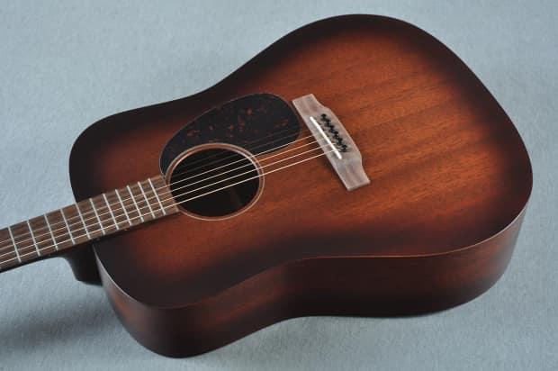 martin d 15m burst solid mahogany acoustic guitar 1883103 reverb. Black Bedroom Furniture Sets. Home Design Ideas