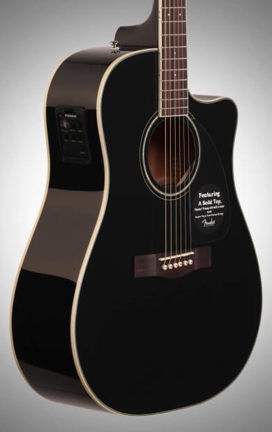fender cd 140sce classic design acoustic electric guitar reverb. Black Bedroom Furniture Sets. Home Design Ideas
