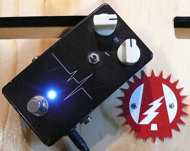pedal projects puls tremolo boutique guitar effects reverb. Black Bedroom Furniture Sets. Home Design Ideas