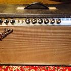 Fender Deluxe Reverb (not a reissue) 1968 Black Tolex image