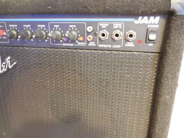 Crossroads Auto Sales >> Fender JAM amplifier. Made in the USA solid state 12 ...