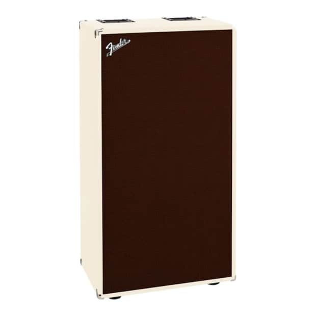 Fender bassman 810 neo 8x10 bass cabinet cab blonde for 8x10 kitchen cabinets