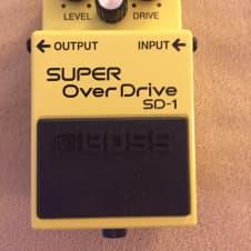 Boss SD-1 Super Overdrive image