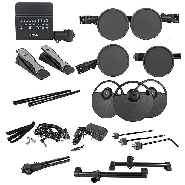 Yamaha dtx400k electronic drum kit set w beginner training for Yamaha dtx400k accessories
