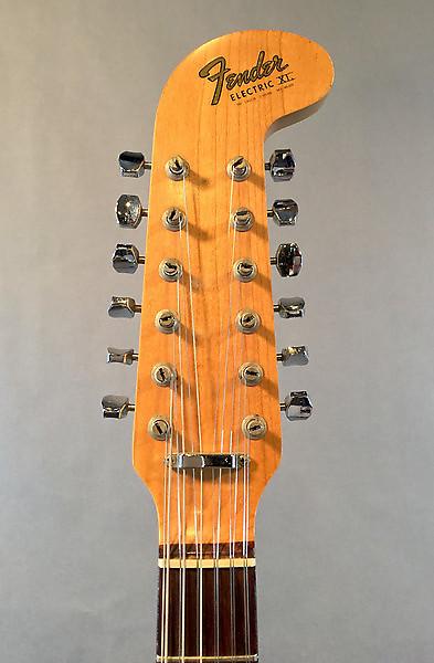fender 1966 electric xii 12 string electric guitar vintage reverb. Black Bedroom Furniture Sets. Home Design Ideas