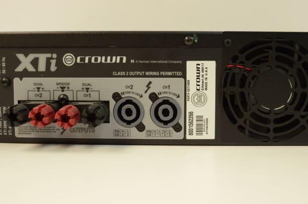 crown xti 4000 user manual