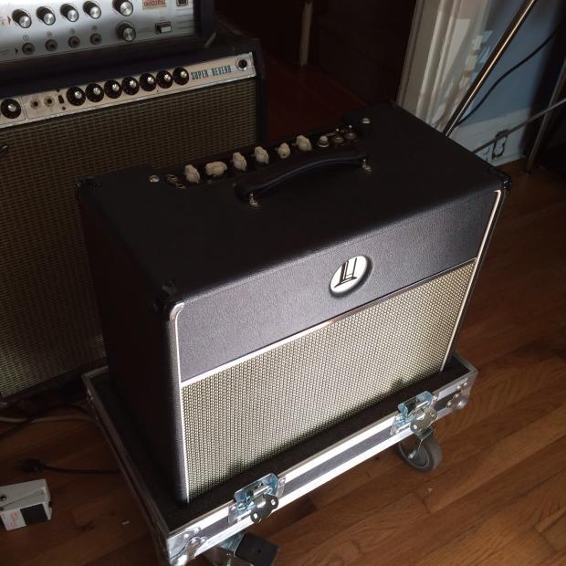 top hat super deluxe mk 2 club 112 combo guitar amplifier reverb. Black Bedroom Furniture Sets. Home Design Ideas