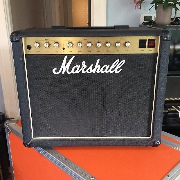 vintage marshall jcm 800 4210 1984 112 combo amplifier reverb. Black Bedroom Furniture Sets. Home Design Ideas