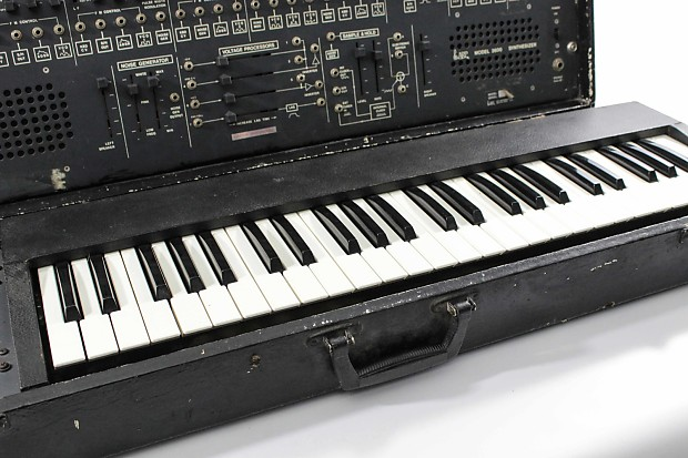 arp 2600 w 3620 keyboard analog semi modular synth fully reverb. Black Bedroom Furniture Sets. Home Design Ideas