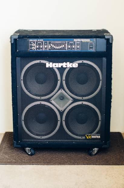hartke vx3500 amp bass combo 350w 4x10 speakers reverb. Black Bedroom Furniture Sets. Home Design Ideas