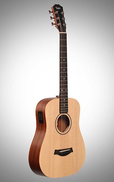 taylor bt1e baby taylor acoustic electric guitar reverb. Black Bedroom Furniture Sets. Home Design Ideas