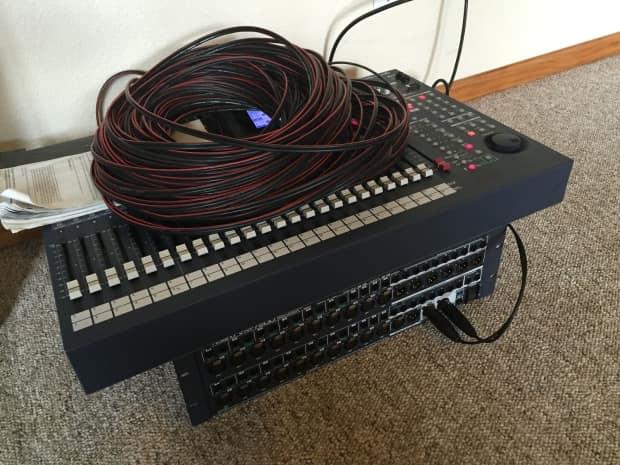 Roland Vm System Vm 7200 Processor W Vm 24e Card C7200