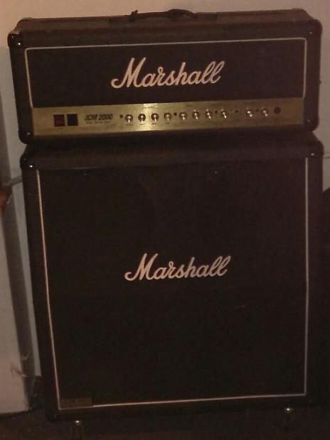 Marshall Half Stack JCM2000 DSL100 & JCM900 1960A 4X12   Reverb