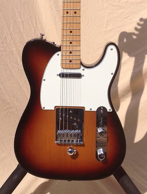 fender b bender telecaster 2013 brown sunburst reverb. Black Bedroom Furniture Sets. Home Design Ideas
