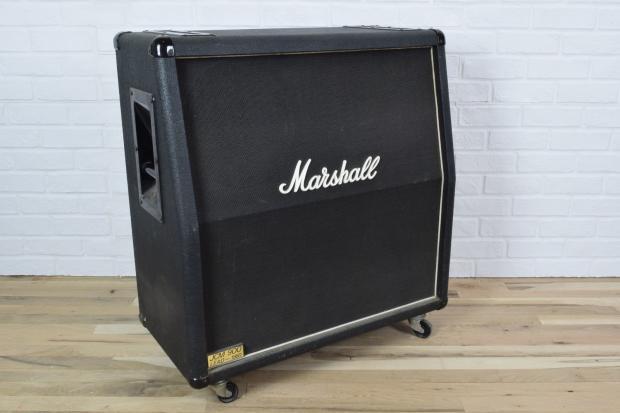 marshall jcm 900 1960a lead 4x12 guitar speaker cabinet excellent reverb. Black Bedroom Furniture Sets. Home Design Ideas
