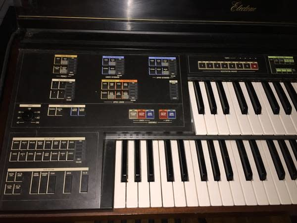 Lalxnq Ecgalgn Hauf on Yamaha Keyboards Parts