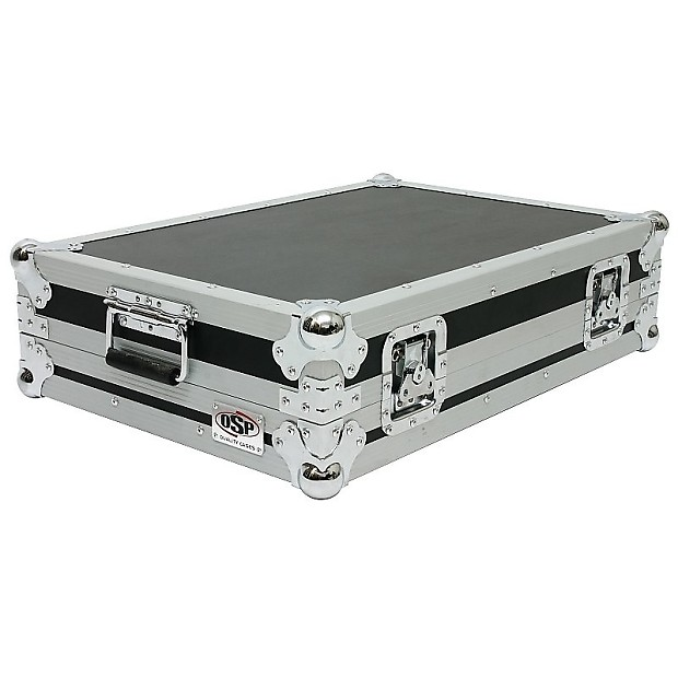Metal Pedal Case : Osp quot guitar effects pedal board w ata case reverb